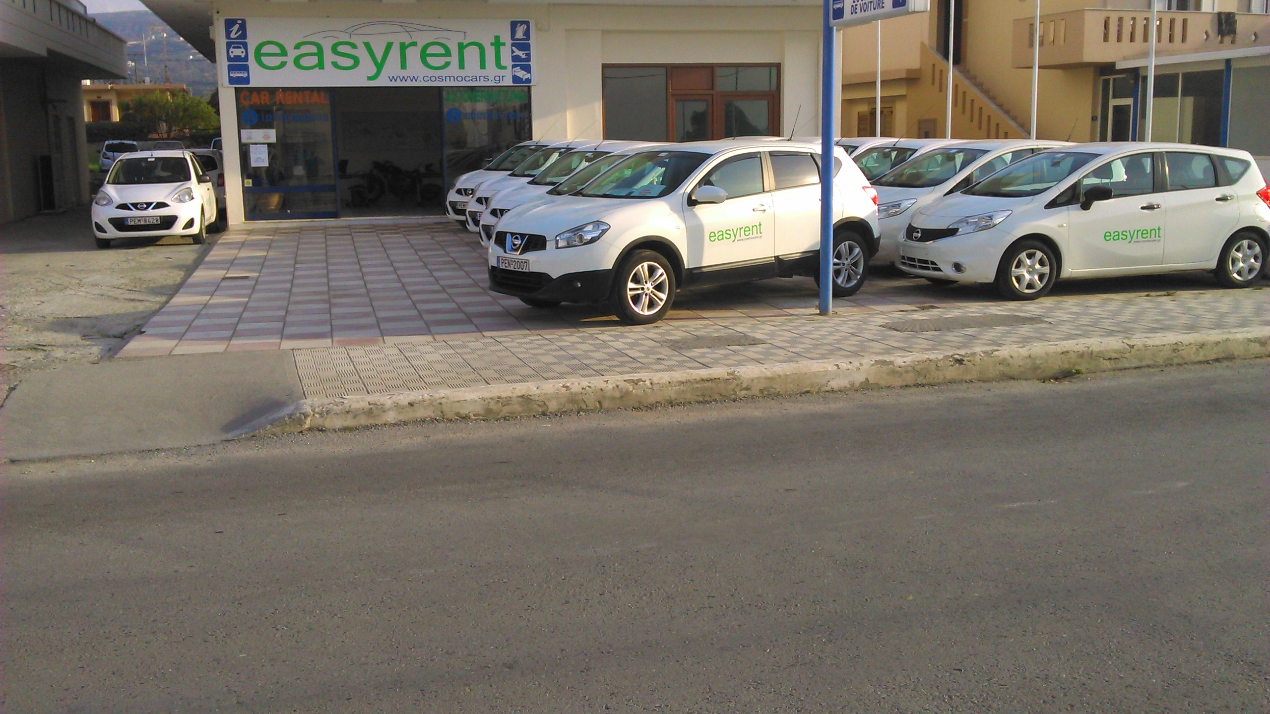 Easyrent Com Car Hire